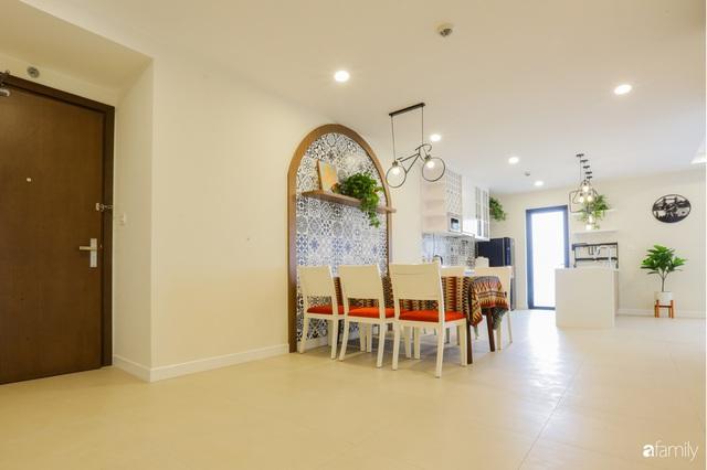 Ngắm căn hộ chung cư có view nhìn thẳng ra hồ Tây theo phong cách vintage tối giản, thoáng mát ai nhìn cũng mê - Ảnh 20.