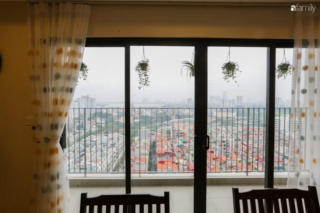 Ngắm căn hộ chung cư có view nhìn thẳng ra hồ Tây theo phong cách vintage tối giản, thoáng mát ai nhìn cũng mê - Ảnh 22.