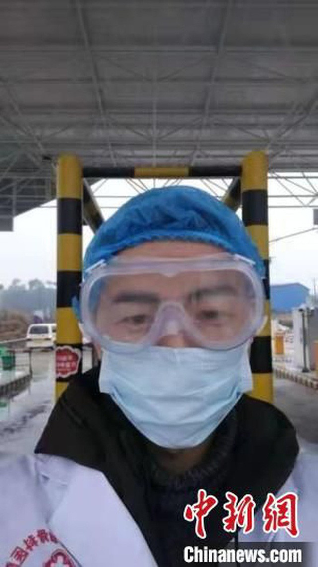 Đột tử sau 10 ngày 9 đêm chống dịch virus corona, bác sĩ trẻ 9X Trung Quốc đã làm việc đến kiệt sức - Ảnh 1.