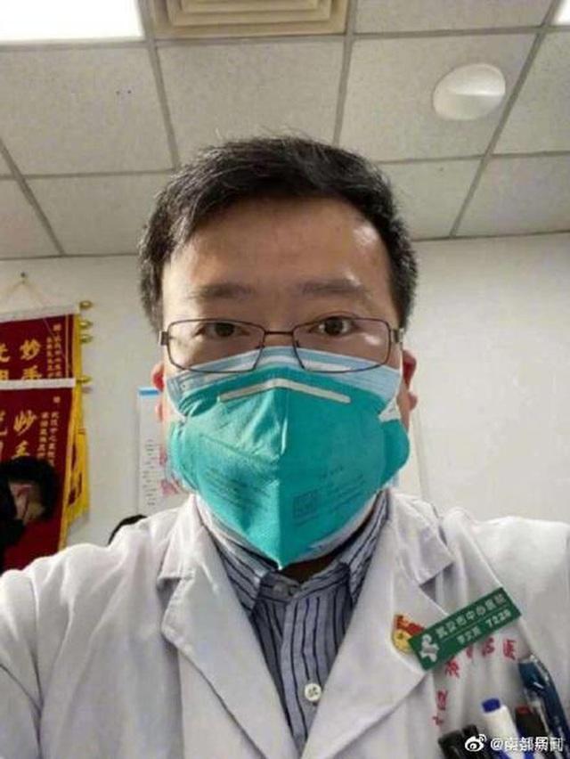 Bệnh viện chính thức xác nhận bác sĩ Trung Quốc từng cảnh báo virus corona qua đời - Ảnh 2.