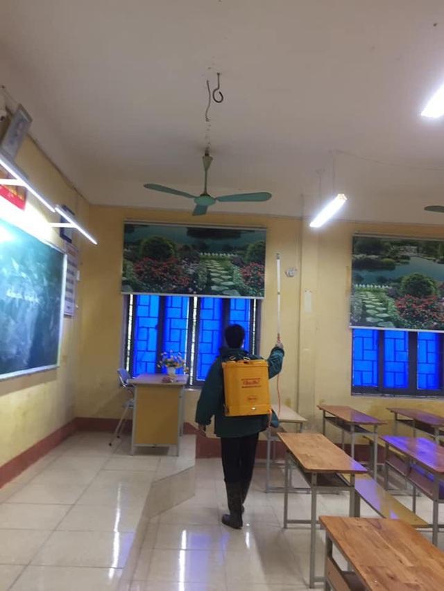 Một học sinh lớp 10 có kết quả dương tính với virus nCoV: Sở Giáo dục và Đào tạo báo cáo nhanh lịch trình di chuyển tại trường - Ảnh 2.