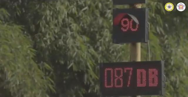 Đợi chờ là hạnh phúc: Ở Mumbai nếu dừng đèn đỏ mà bấm còi vượt mức 85 decibel thì mời bạn kiên nhẫn và đợi đèn...đếm ngược lại từ đầu - Ảnh 6.