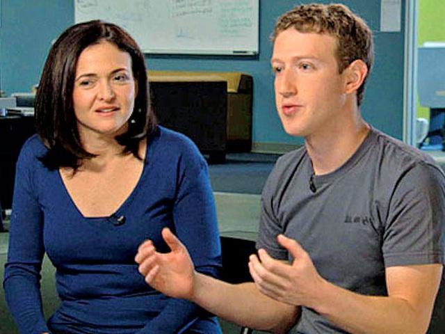 Con đường trở thành người phụ nữ quyền lực nhất Facebook của Sheryl Sandberg - Ảnh 9.