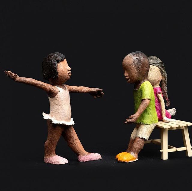 """Nghệ sĩ điêu khắc Đinh Công Đạt: """"Tôi từng cao ngạo nói, khách của Đạt rồ này không biết tiếng Việt vì toàn Tây"""" - Ảnh 3."""