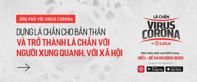 NÓNG: Không có chuyện virus corona lây truyền qua bụi khí! - Ảnh 3.