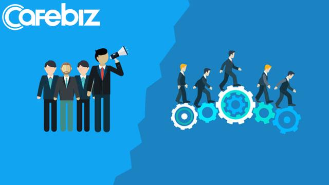 Bạn cần lãnh đạo hay quản lý: Người quản lý tồi có thể phá hỏng cả tập thể như thế nào? - Ảnh 1.
