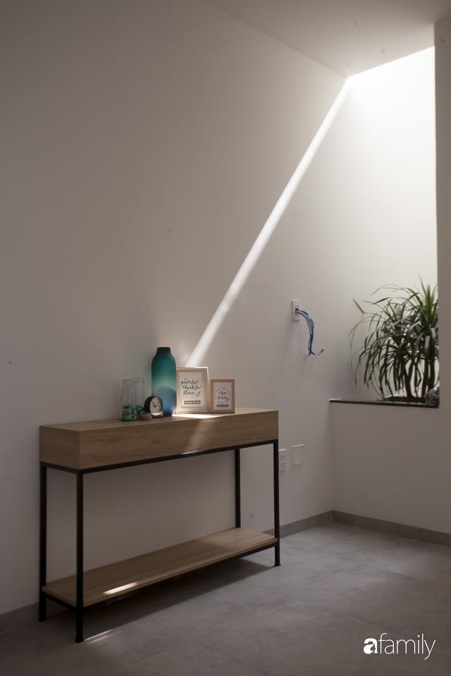 Ngôi nhà 2,5 tầng được áp dụng phong cách tối giản ở Đà Nẵng - Ảnh 11.