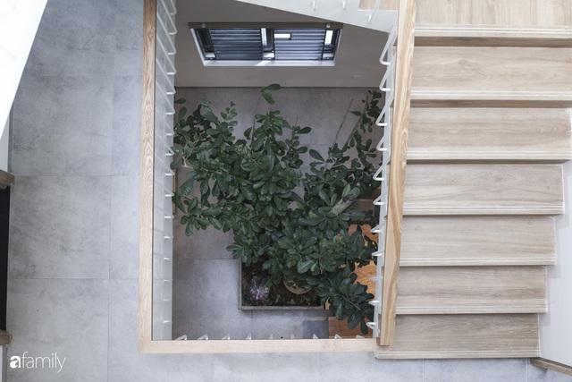 Ngôi nhà 2,5 tầng được áp dụng phong cách tối giản ở Đà Nẵng - Ảnh 5.