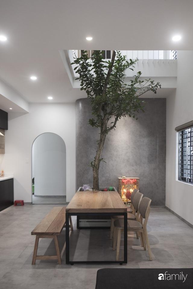 Ngôi nhà 2,5 tầng được áp dụng phong cách tối giản ở Đà Nẵng - Ảnh 9.