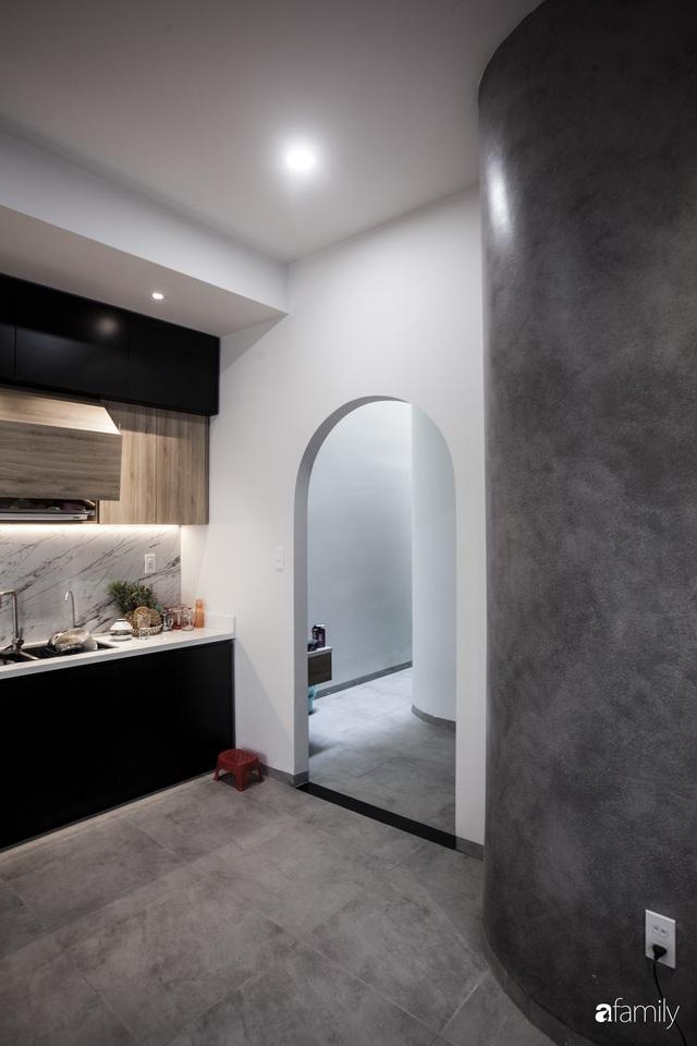 Ngôi nhà 2,5 tầng được áp dụng phong cách tối giản ở Đà Nẵng - Ảnh 10.