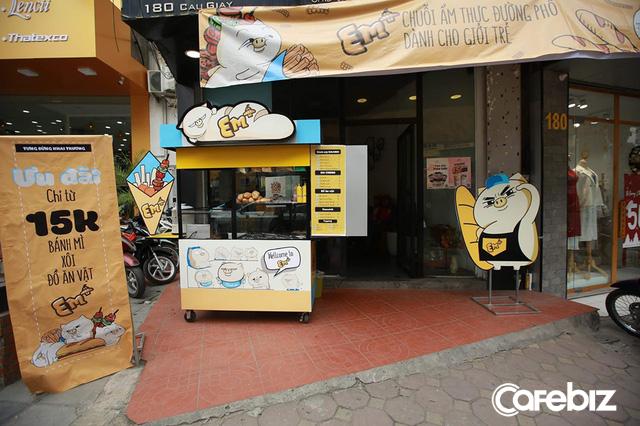 Giữa mùa dịch Covid-19: Một thương hiệu đồ ăn khai trương liền 10 điểm bán tại Hà Nội, đặt mục tiêu 3.000 điểm trong 3 năm nhờ cộng sinh với các chuỗi F&B - Ảnh 1.