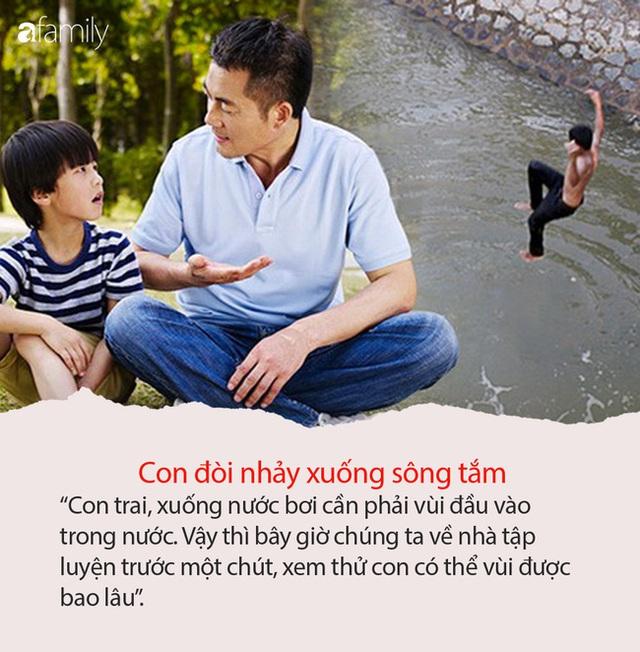 7 câu chuyện nhỏ nhưng sâu sắc của bố giúp con trai lớn lên thành công, được nhiều người trọng dụng - Ảnh 1.