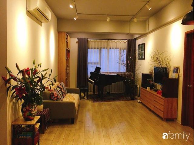 Học lỏm cách sắp xếp nhà gọn đẹp, ngăn nắp của mẹ đảm tại Hà Nội, đảm bảo ai nhìn một lần cũng thích mê - Ảnh 1.