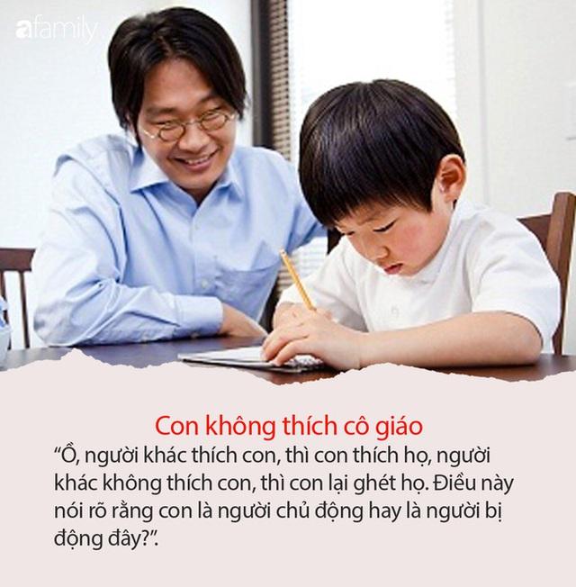 7 câu chuyện nhỏ nhưng sâu sắc của bố giúp con trai lớn lên thành công, được nhiều người trọng dụng - Ảnh 4.
