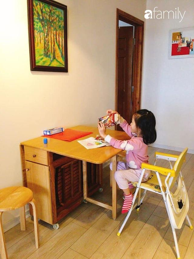 Học lỏm cách sắp xếp nhà gọn đẹp, ngăn nắp của mẹ đảm tại Hà Nội, đảm bảo ai nhìn một lần cũng thích mê - Ảnh 4.