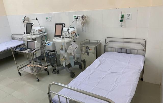 Bên trong bệnh viện 300 giường chuyên điều trị bệnh Covid-19  - Ảnh 6.