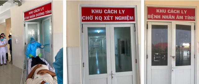 Bên trong bệnh viện 300 giường chuyên điều trị bệnh Covid-19  - Ảnh 7.