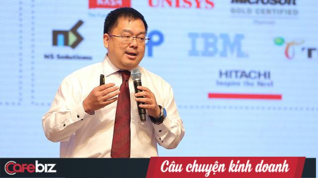 Ông Hoàng Nam Tiến chia sẻ kinh nghiệm làm việc online của FPT thời dịch: 5 giải pháp đồng bộ, chia tách văn phòng, quan trọng nhất là văn hóa công ty - Ảnh 2.