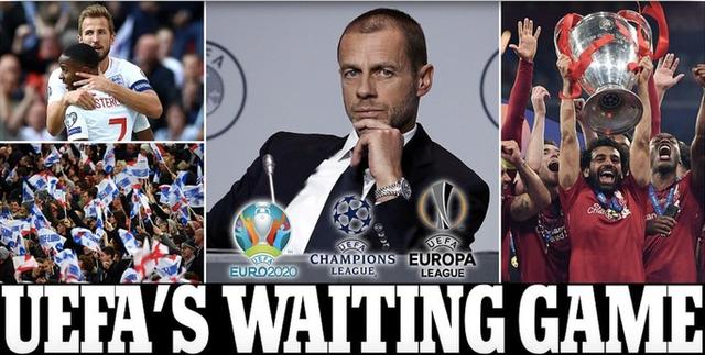 Truyền thông thế giới sốt vì EURO lẫn Copa America 2020 cùng bị hoãn  - Ảnh 4.