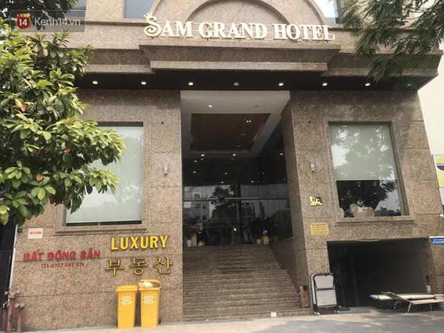Cận cảnh bên trong khách sạn cách ly tập trung cho khách nước ngoài ở Đà Nẵng - Ảnh 1.