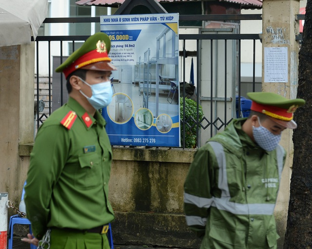 Cận cảnh khu cách ly tập trung có sức chứa 4000 người ở Hà Nội - Ảnh 2.