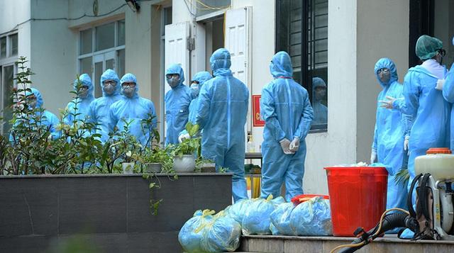 Cận cảnh khu cách ly tập trung có sức chứa 4000 người ở Hà Nội - Ảnh 11.