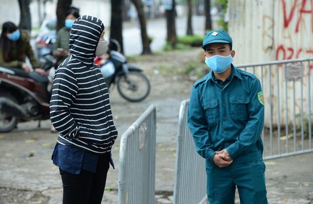 Cận cảnh khu cách ly tập trung có sức chứa 4000 người ở Hà Nội - Ảnh 6.