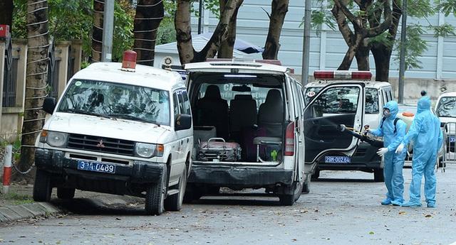 Cận cảnh khu cách ly tập trung có sức chứa 4000 người ở Hà Nội - Ảnh 10.