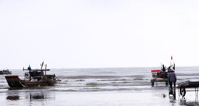 Trúng đậm mùa ruốc biển, ngư dân xứ Nghệ kiếm tiền triệu mỗi ngày - Ảnh 18.