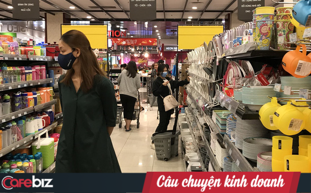 Đấu trường bán lẻ đã khốc liệt lại dính đòn Covid-19, Saigon Co-op đặt chỉ tiêu tăng doanh số thêm 10% so với năm 2019, tập trung phát triển E-commerce - Ảnh 1.