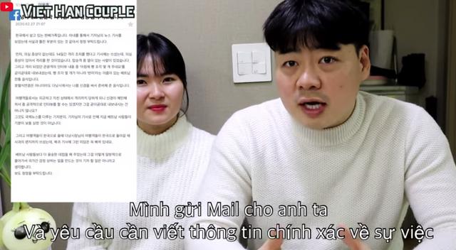 """Youtuber Hàn Quốc đồng loạt xin lỗi Việt Nam sau scandal khách Hàn xem thường bánh mì, khẳng định tin tức đưa ra bởi một kênh """"lá cái"""" - Ảnh 3."""