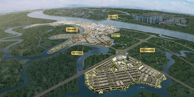 Điểm mặt các dự án trọng điểm của Novaland năm 2020: Có tới 4 dự án biệt thự nghỉ dưỡng, lớn nhất là NovaWorld Phan Thiết quy mô gần 1.000ha - Ảnh 2.
