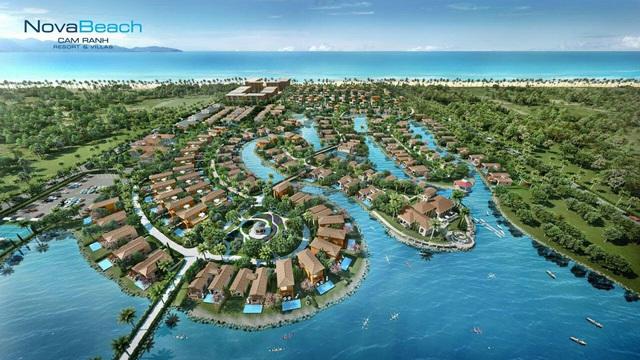 Điểm mặt các dự án trọng điểm của Novaland năm 2020: Có tới 4 dự án biệt thự nghỉ dưỡng, lớn nhất là NovaWorld Phan Thiết quy mô gần 1.000ha - Ảnh 7.