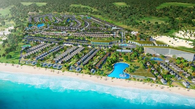 Điểm mặt các dự án trọng điểm của Novaland năm 2020: Có tới 4 dự án biệt thự nghỉ dưỡng, lớn nhất là NovaWorld Phan Thiết quy mô gần 1.000ha - Ảnh 6.