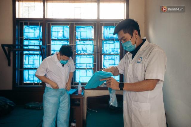 Những chú bộ đội, nhân viên y tế qua ống kính một du học sinh đang cách ly ở Bắc Ninh: Thật hạnh phúc khi được ở đây! - Ảnh 7.