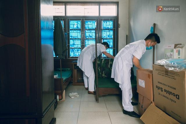 Những chú bộ đội, nhân viên y tế qua ống kính một du học sinh đang cách ly ở Bắc Ninh: Thật hạnh phúc khi được ở đây! - Ảnh 8.