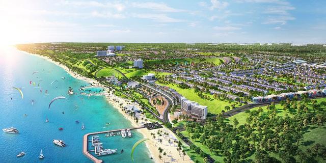 Điểm mặt các dự án trọng điểm của Novaland năm 2020: Có tới 4 dự án biệt thự nghỉ dưỡng, lớn nhất là NovaWorld Phan Thiết quy mô gần 1.000ha - Ảnh 5.