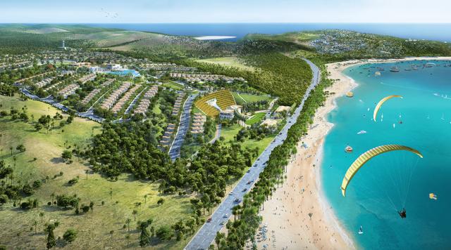 Điểm mặt các dự án trọng điểm của Novaland năm 2020: Có tới 4 dự án biệt thự nghỉ dưỡng, lớn nhất là NovaWorld Phan Thiết quy mô gần 1.000ha - Ảnh 4.