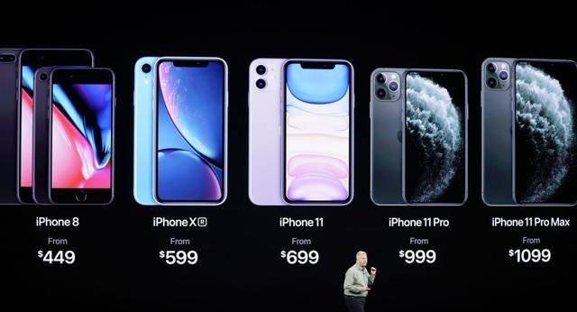 4 bí quyết thông minh của Apple giúp iPhone 11 thống trị trên thị trường smartphone - Ảnh 2.