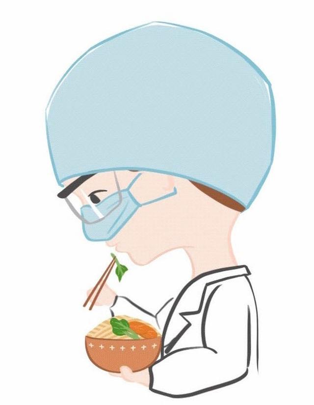 Khẩu trang bảo vệ mũi ngay cả khi ăn uống: Vũ khí thượng thừa của các y bác sĩ Vũ Hán để chiến đấu với dịch virus corona - Ảnh 2.
