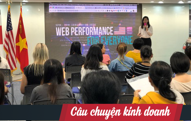 Nhờ công nghệ, phụ nữ Việt Nam làm những điều mà người khác nghĩ là họ không thể để chạm đến thành công - Ảnh 2.