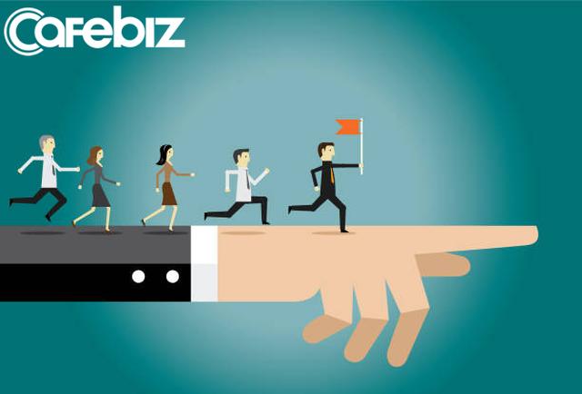 Là lãnh đạo, bạn không chỉ dẫn dắt nhân viên đến thành công mà còn đưa họ bước qua thành công - Ảnh 2.