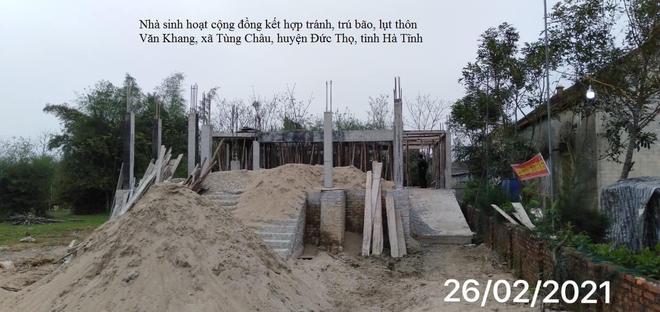 """Hứa là làm, Thuỷ Tiên """"khoe"""" đang xây 10 nhà cộng đồng tránh lũ cho người dân miền Trung 3"""