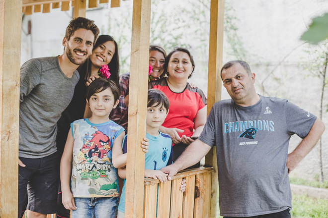 Cung đường tình yêu 'đạp xe từ nhà anh về nhà em' của chàng trai Pháp và cô gái Việt: 6 tháng đi qua 12 nước 9