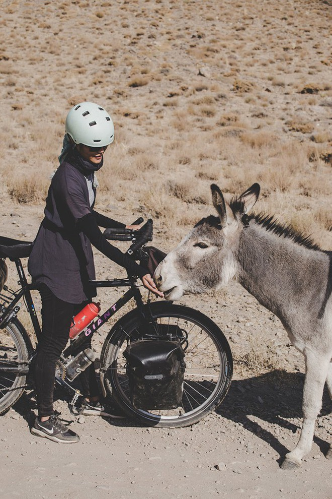 Cung đường tình yêu 'đạp xe từ nhà anh về nhà em' của chàng trai Pháp và cô gái Việt: 6 tháng đi qua 12 nước 2