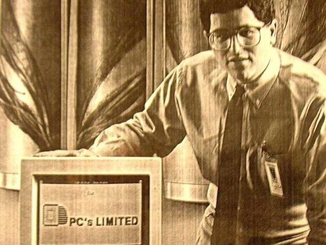 dell - photo 1 15523835325501883485849 - Chân dung nhà sáng lập hãng Dell: Tỷ phú Do Thái máu kinh doanh từ bé, trái lời bố mẹ bỏ trường Y để khởi nghiệp