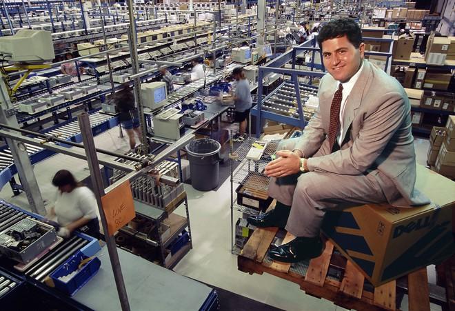 dell - photo 1 1552383680663180502419 - Chân dung nhà sáng lập hãng Dell: Tỷ phú Do Thái máu kinh doanh từ bé, trái lời bố mẹ bỏ trường Y để khởi nghiệp