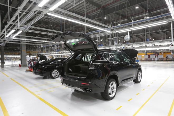 vinfast - bu8a7618 15579628714471834396242 - Hé lộ hình ảnh bên trong nhà máy sản xuất ô tô sắp khánh thành của VinFast