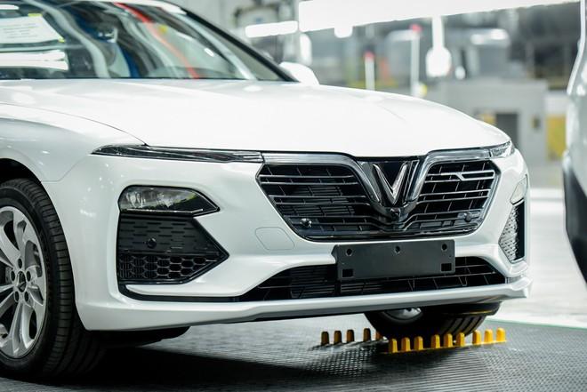 vinfast - vf 9585 1557962871453846237135 - Hé lộ hình ảnh bên trong nhà máy sản xuất ô tô sắp khánh thành của VinFast