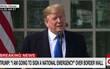 Tổng thống Trump chính thức tuyên bố tình trạng khẩn cấp quốc gia, quyết xây tường biên giới